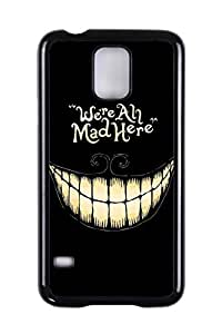 Generic Custom Picture We Are KMad Here Hard PC Snap On Skin Cover Back Cell Phone Case For Samsung Galaxy S5