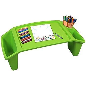 Amazon Com Basicwise Qi003253g Kids Lap Desk Tray