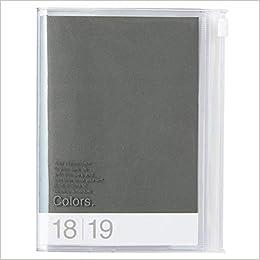 Mark's 2019 Taschenkalender A6 Vertikal, Colors Grey por None epub
