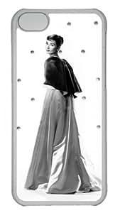 CSKFUAudrey Hepburn transparent Case for iphone 6 5.5 plus iphone 6 5.5 plus , iphone 6 5.5 plus iphone 6 5.5 plus Case PC transparent by vipcustomonline