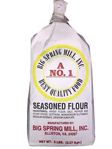 Big Spring Mill A NO. 1 Seasoned Flour (5 POUND BAG)