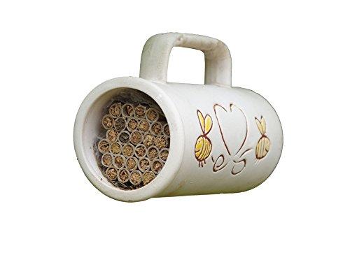 Wildlife World Pollinating Bee Mug by Wildlife World Ltd