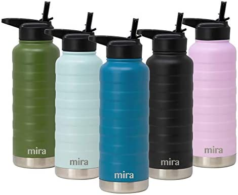 MIRA Stainless Insulated Reusable Leak Proof