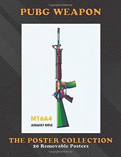 Poster Collection: Pubg Weapon Pubg M16a4 Assault Rifle ...