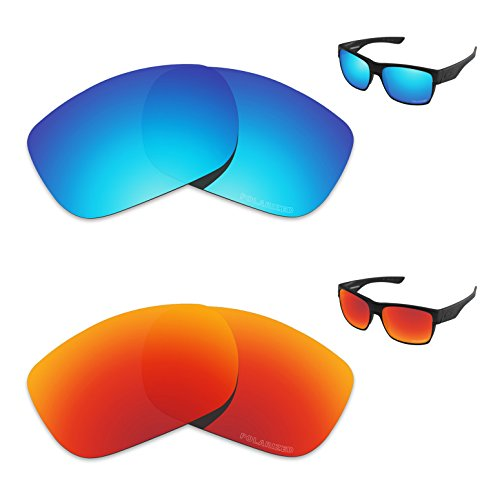 Tintart Performance Replacement Lenses for Oakley TwoFace Polarized Value - Polarized Oakley Twoface Lenses