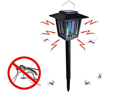 Solar Mosquito Zapper / Garden Light / Jard