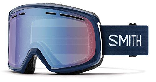 Smith Optics Range Asian Fit Goggle - Navy Frame/Blue Sensor - Ski Goggles Asian Fit