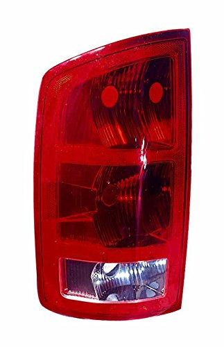 Depo 334-1906L-UF Dodge Ram Driver Side Tail Light Unit