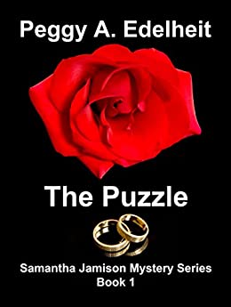 The Puzzle (Samantha Jamison Mystery Book 1) by [Edelheit, Peggy A.]