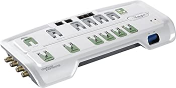 Rocketfish 8 ft. 12 Outlets Surge Protector