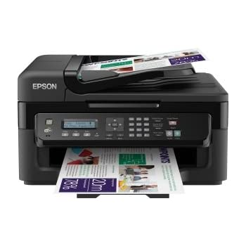 Amazon.com: EPSON WorkForce WF-2530 Inkjet Multifunction ...