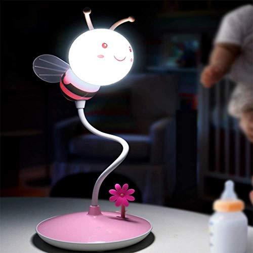 OVIIVO Creative Table Lamp Desk Lamp Bedroom Feeding Night Light Baby Newborn Baby Warm Light Charging Plug-in Children's Room Bedside Mini Cartoon Using for Reading, Working (Size : #2) by OVIIVO (Image #6)