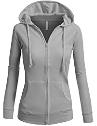 Amazon.com: Grey - Fashion Hoodies & Sweatshirts / Clothing ...
