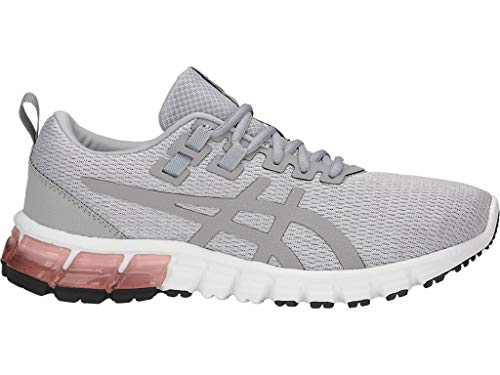 ASICS Women's Gel-Quantum 90 Running Shoes, 8M, MID Grey/MID Grey