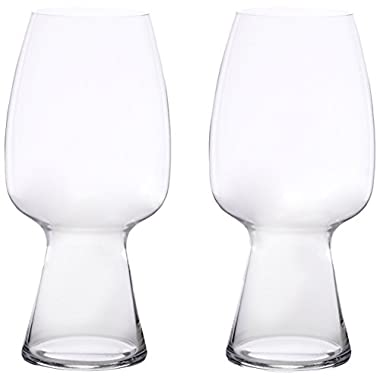 Spiegelau Beer Classics Non-Leaded Crystal Stout Beer Glass, Set of 4