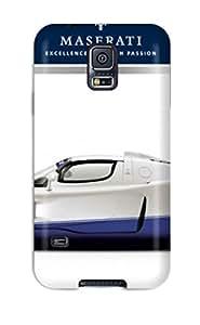 Sarah deas's Shop 7327715K47784431 Special Design Back Maserati Mc12 20 Phone Case Cover For Galaxy S5