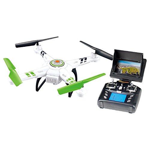 Alta Quadcopter Vision RC Drone Live Stream FPV HD Camera & Remote Control