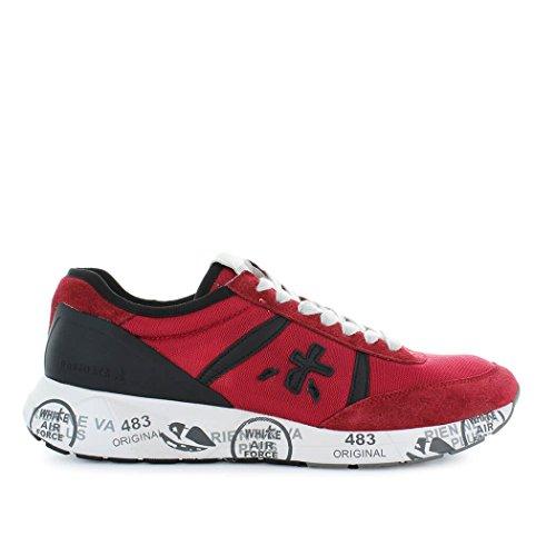 PREMIATA Sneakers rosso Hanzo PREMIATA Sneakers Hanzo Bicolore qrxwPRqn