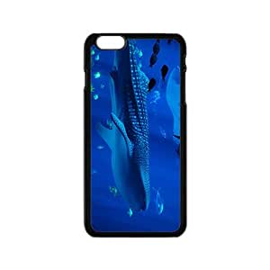 Whale Shark Hight Quality Plastic Case for Iphone 6