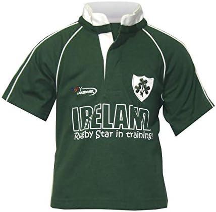 Carrolls Irish Gifts - Camiseta de rugby para bebé: Amazon.es: Ropa y accesorios