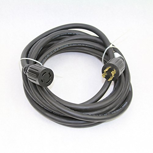 Westinghouse WGC2530 10 Gauge 120/240V 30A Power Cord for 8K