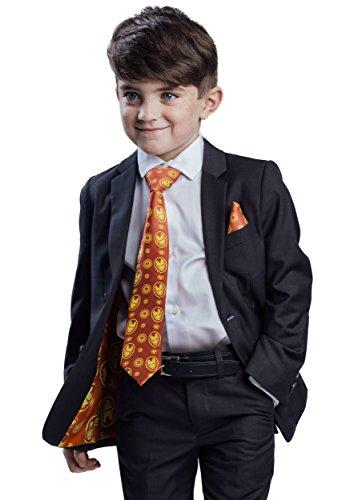 Kids Iron Man Suit (Secret Identity) Size -