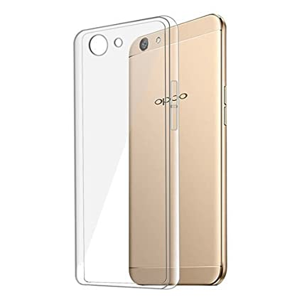 the latest 8f6a5 963d6 Macsoon Transparent Back Cover for Oppo A71