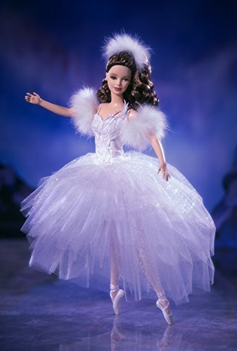 SWAN BALLERINA from Swan Lake (Barbie Collectibles) Mattel by (Barbie Ballerina Slippers)