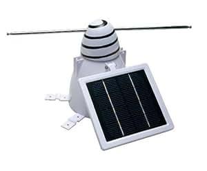Bird b gone the bird repeller solar powered for Dissuasori piccioni amazon