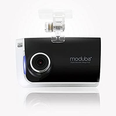 Amazon com: [moduba] BTP-350 TOP View HD BLACK BOX 3 5-inch