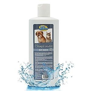 BPS Champú Neutro para Piel Delicada Shampoo para Perro Cachorro Animales Domésticos 500ml BPS-4264