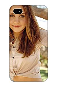 Goldenautumn High Quality Amanda Bynes Wall Paper Case For Iphone 4/4s / Perfect Case For Lovers