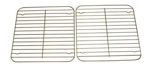Nickannys Non stick Cooling Baking 10x10 Plated Kitchen product image