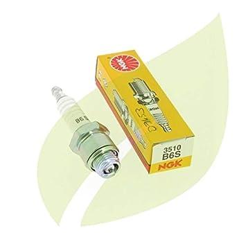 Bujía NGK B6S - Champion J8 C - Bosch w9eco: Amazon.es: Bricolaje y herramientas