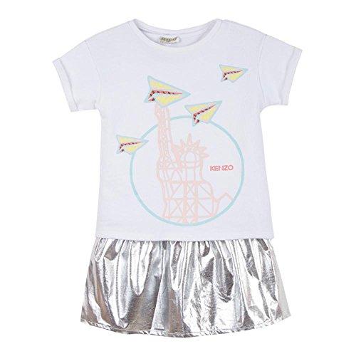 Kenzo Kids Bi-Material Dress (4Y) by Kenzo Kids