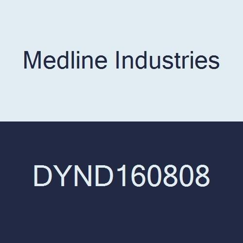 8fr Catheter - Medline Industries DYND160808 100% Silicone Erase Cauti Foley Catheter Tray, Pediatric Urine Meter, 8FR/3 mL (Pack of 10)