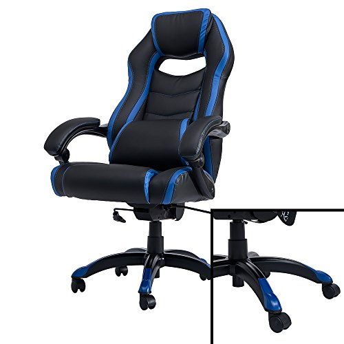 Merax High Back Spacious Racing Style Gaming Chair