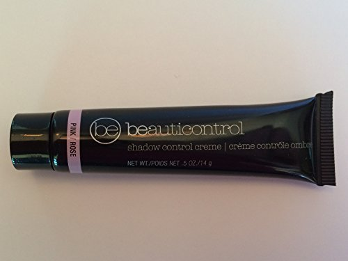 Control Creme - Beauticontrol Shadow Control Creme Eyeshadow Primer Cream PINK