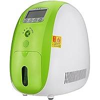 Zorvo 1L Portable O2 generator Oxygen Bar ,Home Oxygen Concentrator Generator Full Intelligent ,Oxygen Concentrator For Home,Air Purifier Oxygen Generatorwork compact Silent(110v)