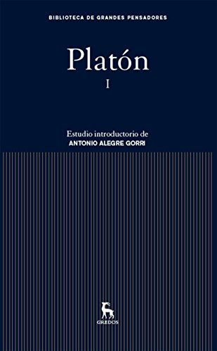 Platón I (Biblioteca Grandes Pensadores) (Spanish Edition)