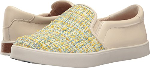 - Dr. Scholl's Women's Scout - Original Collection Yellow Multi/Ivory Tweed 9 M US