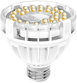 Sansi 10W Full Spectrum Sunlight LED Grow Lights