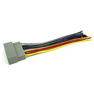 amazon com car radio chrysler dodge jeep wiring harness wire car radio chrysler dodge jeep wiring harness wire adapter sk6502 11 2002 2004 dodge intrepid sk6502 11