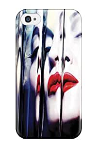 Hot New Madonna Mdna Tpu Cover Case For Iphone 4/4s 2478008K63564337