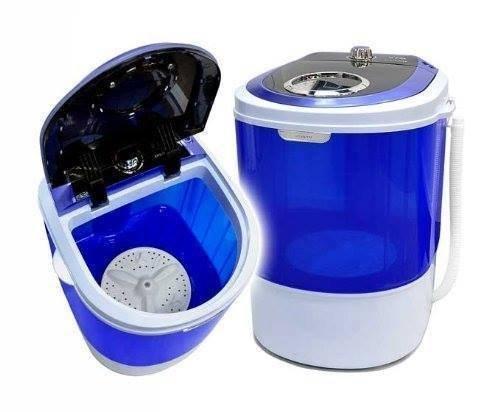 Mini Waschmaschine Camping Waschmaschine Miniwaschmaschine Toplader db