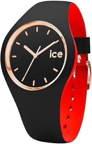 Ice-Watch ICE LOULOU Black/Rose Gold 007236 Medium Unisex Watch