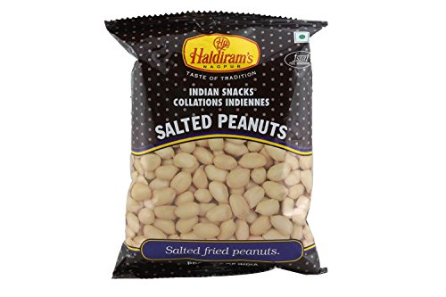 Haldirams -Salted Peanuts, 150g Pouch