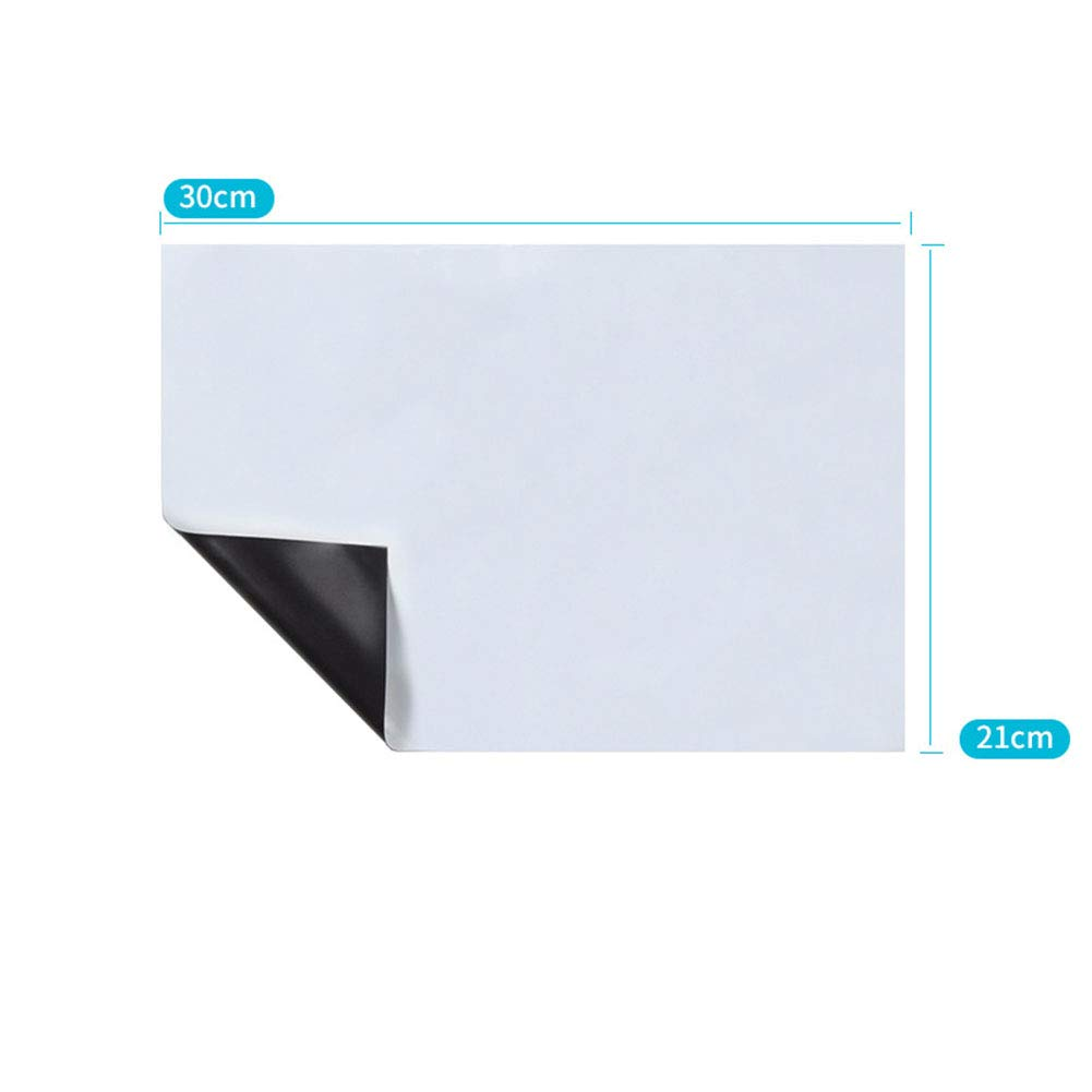 Etbotu - Bloc de notas magnético para nevera, tamaño A4 ...