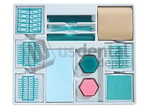 RENFERT - Geo Range of Casting Waxes-Set # 633-0000 6330000 [ Cera Colado ] 023-633-0000 Denmed Wholesale