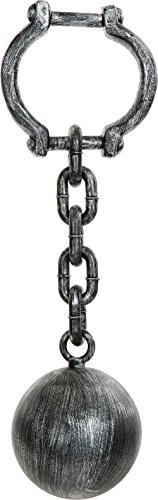 Ball and Chain with Shackle -